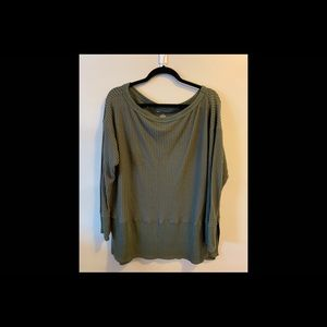 American Eagle Thermal Tunic
